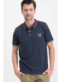 Haze & Finn Polo MC9-0350 DARK NAVY