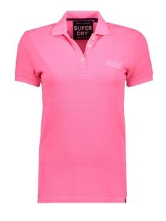 Superdry T-shirt G60141ST FLURO PINK