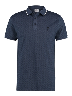 Kultivate Polo 1901010404 302 Navy Melange