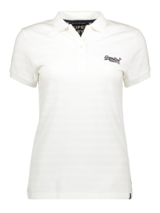 Superdry T-shirt G60141ST BRIGHT WHITE