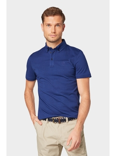 light button down polo 1009965xx10 tom tailor polo 14704