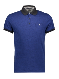 NO-EXCESS Polo 90370200 136 Indigo Blue
