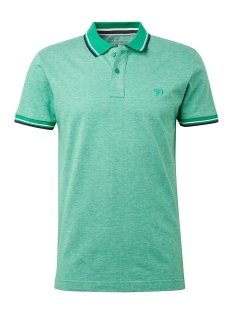 Tom Tailor Polo POLO MET STRUCTUUR 1010354XX12 17188