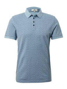 Tom Tailor Polo GESTRUCTUREERD POLOSHIRT 1009977XX10 16968