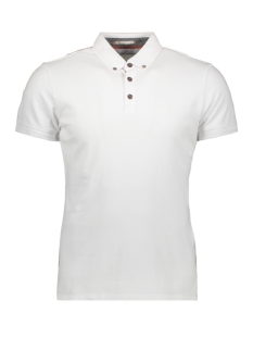 NO-EXCESS Polo PIQUE POLO 90370201 010 White