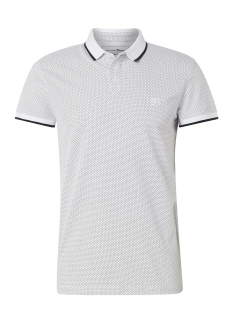 Tom Tailor Polo NOS POLO WITH ALLOVER PRINT 1010353XX12 17225