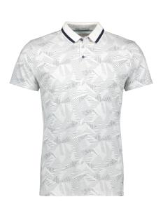 jersey polo 90380304 no-excess polo 010 white