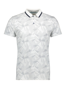 NO-EXCESS Polo JERSEY POLO 90380304 010 WHITE