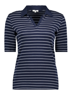 Tom Tailor T-shirt GESTREEPTE POLO 1011792XX70 17516