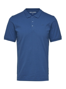 Only & Sons Polo onsSCOTT PIQUE POLO NOOS 22013117 Baleine Blue