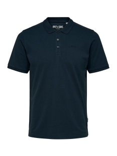 Only & Sons Polo onsSCOTT PIQUE POLO NOOS 22013117 Dress Blues