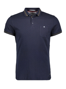 NO-EXCESS Polo POLO JAQUARD DOTS 90370403 078