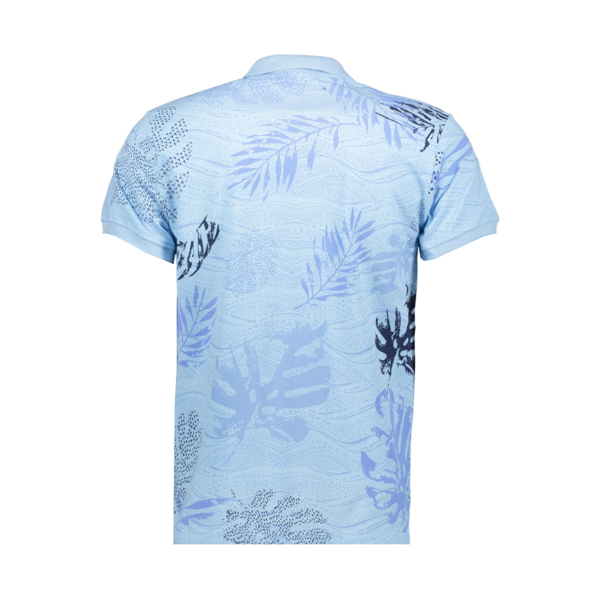 polo shirt 22128 gabbiano polo blue