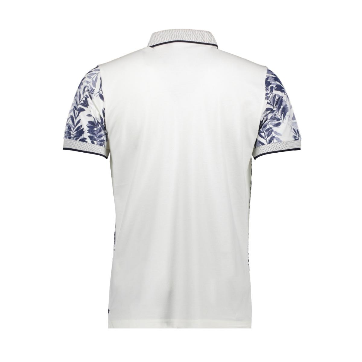 polo shirt 22131 gabbiano polo ecru