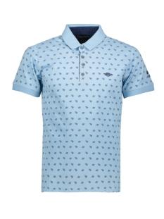short sleeve polo 22130 gabbiano polo blue