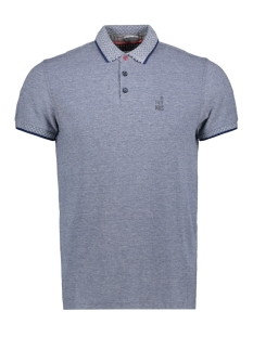 pique polo 90370411 no-excess polo 010 white