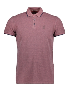 NO-EXCESS Polo PIQUE POLO 90370411 065 OLD PINK