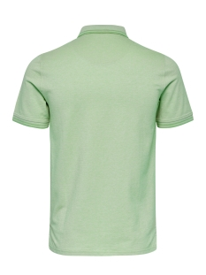 onsstan ss fitted polo tee (6560) noos 22011349 only & sons polo grayed jade