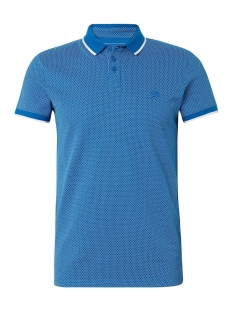 Tom Tailor Polo POLO MET CONTRASTSTREPEN 1010353XX12 18482