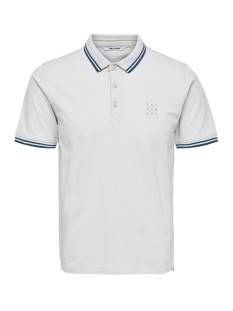 Only & Sons Polo ONSSTAN SS FITTED POLO TEE (6560) NOOS 22011349 Cloud Dancer