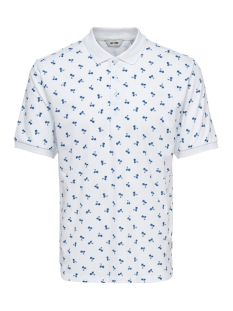 Only & Sons Polo onsPENFIELD SS POLO 22013052 White