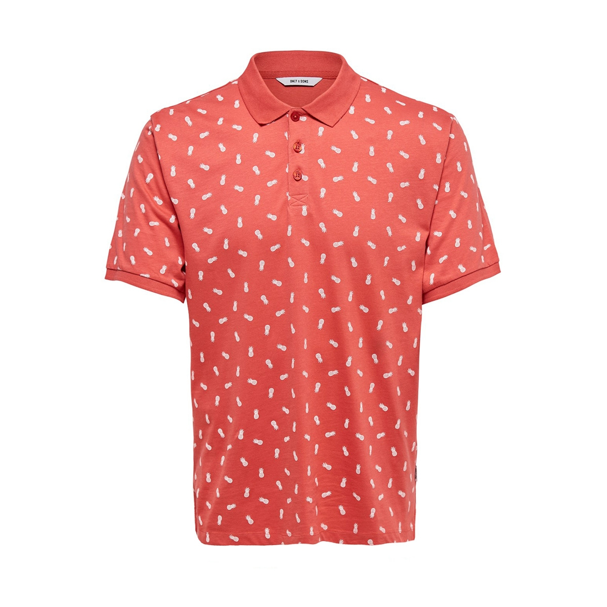 onspenfield ss polo 22013052 only & sons polo cranberry
