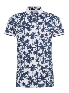 Tom Tailor Polo POLO MET PRINT 1014317XX12 18640