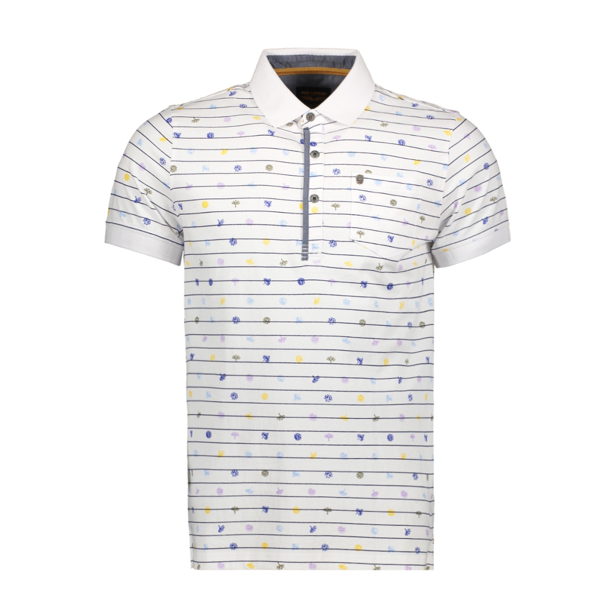 shortsleeve polo shirt ppss194868 pme legend polo 7003
