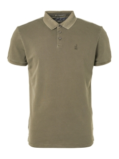 NO-EXCESS Polo POLO PIQUE 91370408 055 OLIVE