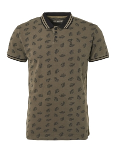 NO-EXCESS Polo POLO PIQUE 91370411 055 OLIVE