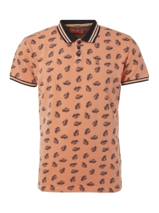 NO-EXCESS Polo POLO PIQUE 91370411 091 SALMON