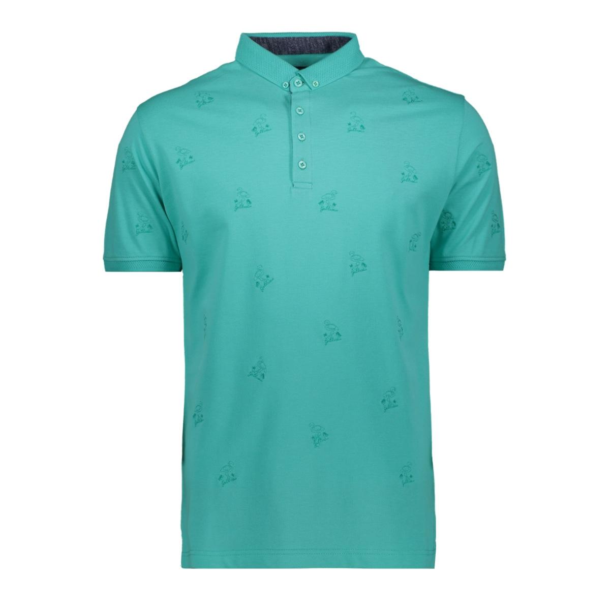 short sleeve polo 22141 gabbiano polo mint