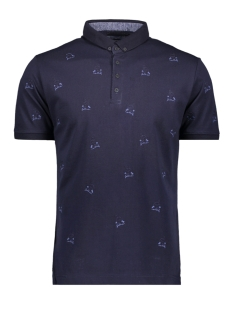 Gabbiano Polo SHORT SLEEVE POLO 22141 NAVY