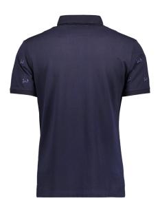 short sleeve polo 22141 gabbiano polo navy