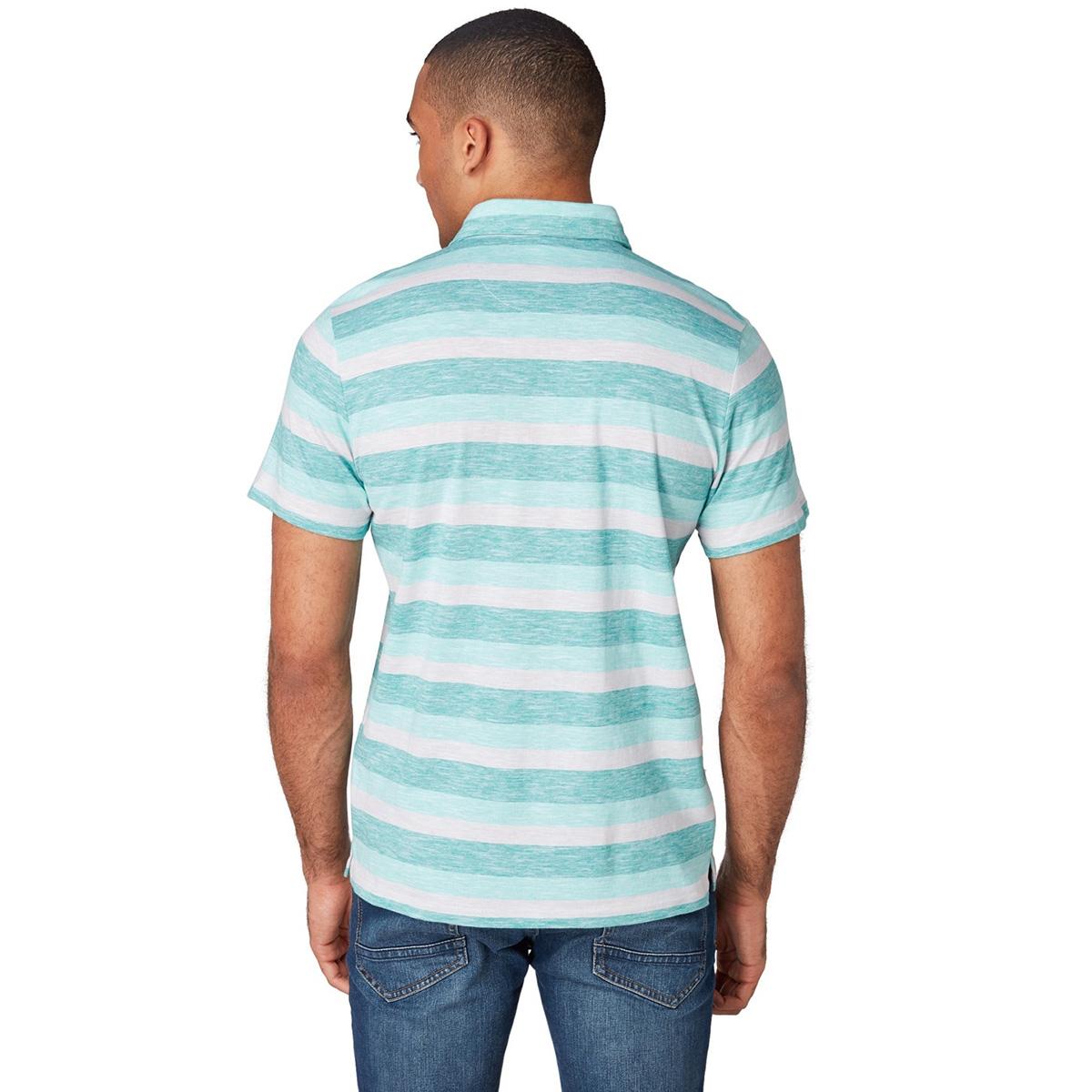 gestreepte polo 1011576xx10 tom tailor polo 18066
