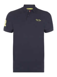 Cape May Polo ALAIA CM191001 010 NAVY