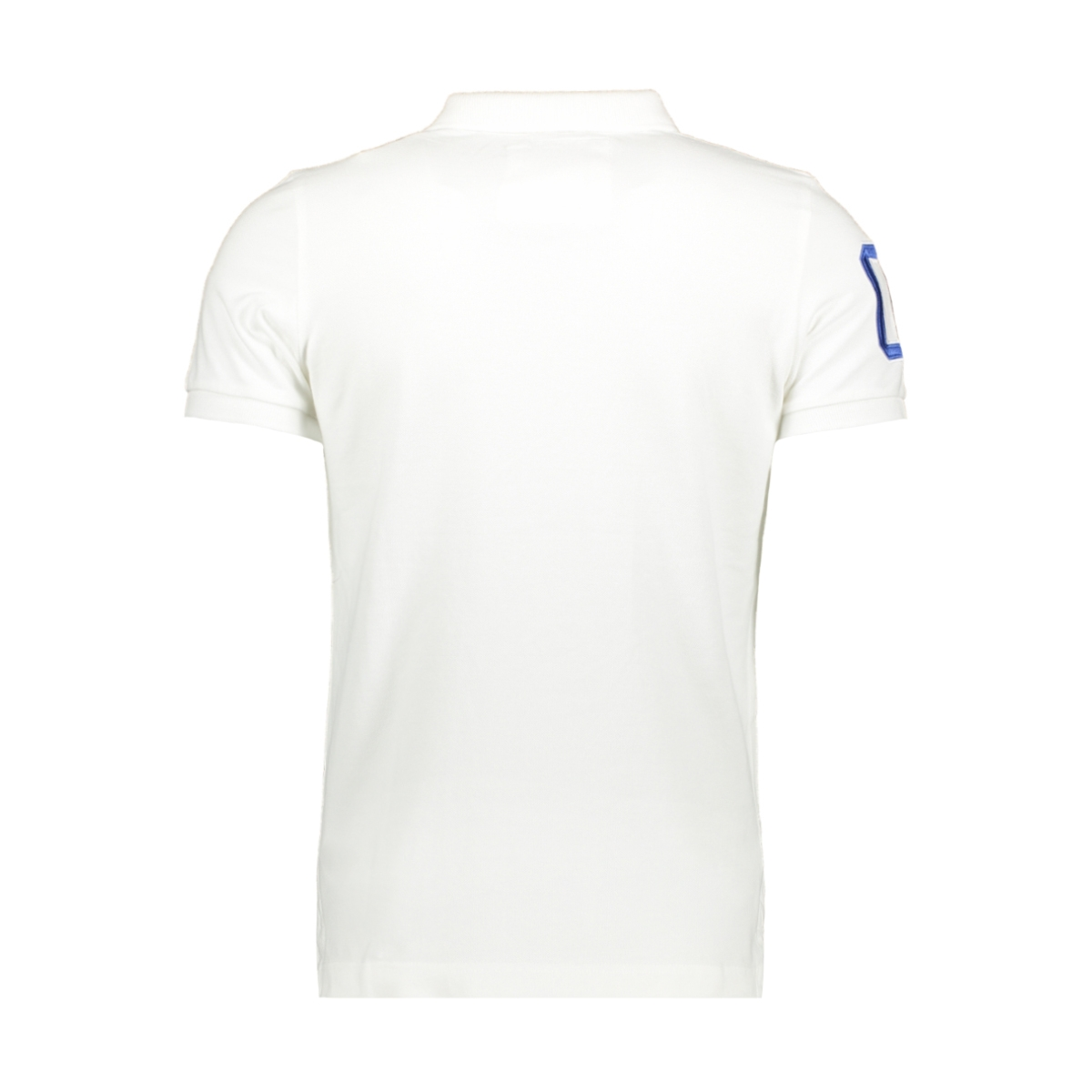 classic pique polo m11202ru superdry polo 01c white