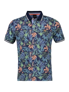 Lerros Polo POLO MET TROPICAL PRINT 2953220 474