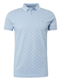 Tom Tailor Polo POLO MET ALL OVER PRINT 1010866XX12 17833