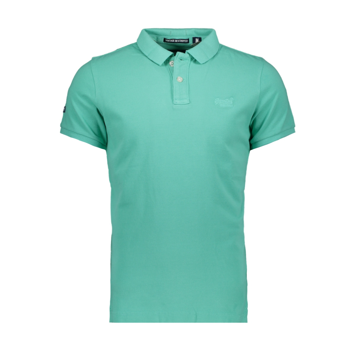 vintage destroy s s pique polo m11009tqf5 superdry polo awesome mint