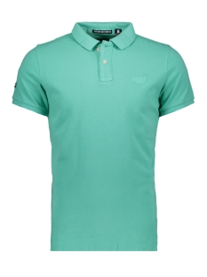 Superdry Polo VINTAGE DESTROY S S PIQUE POLO M11009TQF5 AWESOME MINT