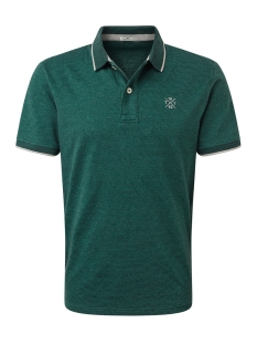 Tom Tailor Polo JERSEY POLO 1012862XX10 19027