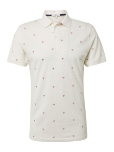 Tom Tailor Polo POLO SHIRT MET ALLOVER PRINT 1012858XX10 19051