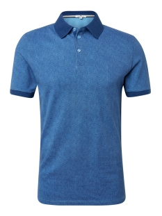 polo met all over print 1012858xx10 tom tailor polo 19046