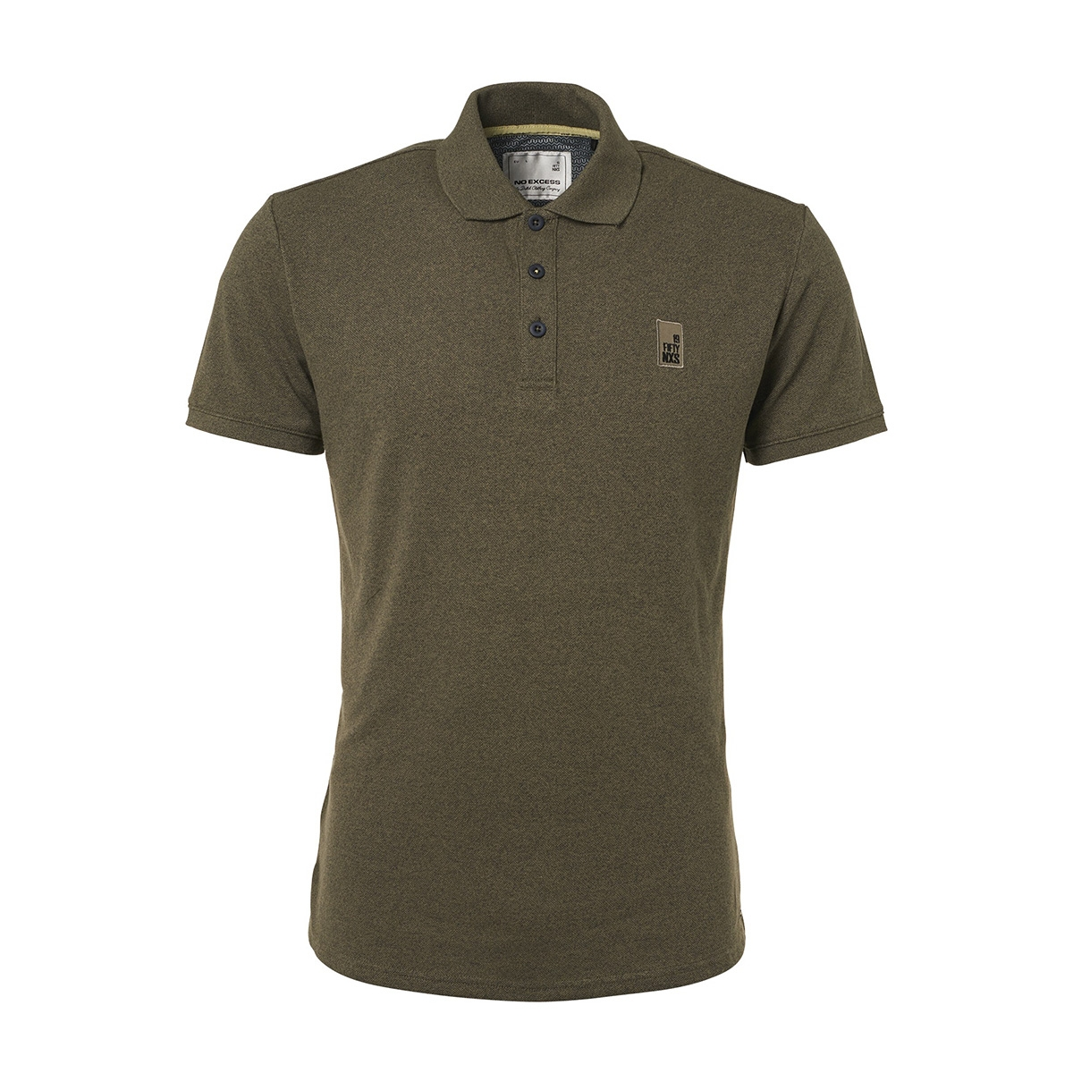 91370401 no-excess polo 055 olive
