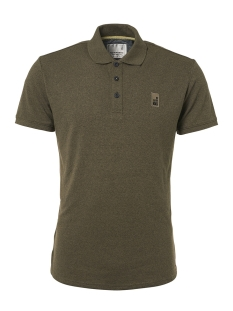 NO-EXCESS Polo 91370401 055 Olive
