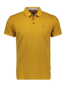 polo all over printed 92380703 no-excess polo 074 ocre