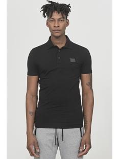 abbigliamento mmks01419 fa120001 antony morato polo 9000 black