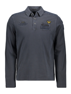 PME legend Polo COTON LONG SLEEVE POLO PPS195861 5281