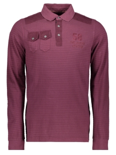 PME legend Polo LONG SLEEVE POLO PPS196874 4092